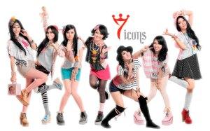 Foto 7 Icons Terbaru 2011